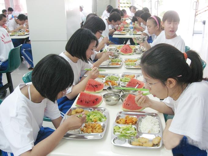 食堂承包之食堂套餐供应<8元菜谱>